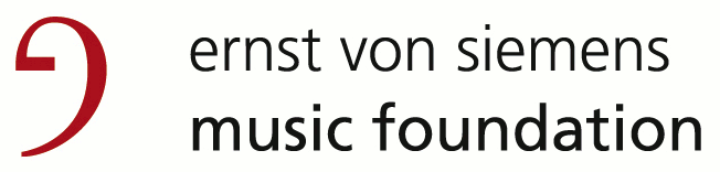 Logo Ernst von Siemens music foundation
